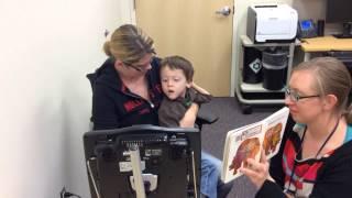 Pediatric Speech-Language Pathology at UMHS